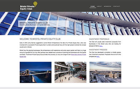 Website design by Digital Visual in Bristol